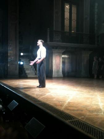 Marquis Theatre: Ricky on Stage @ Evita!