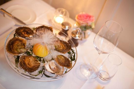 Le Mystique - Relais & Chateaux: Seafood