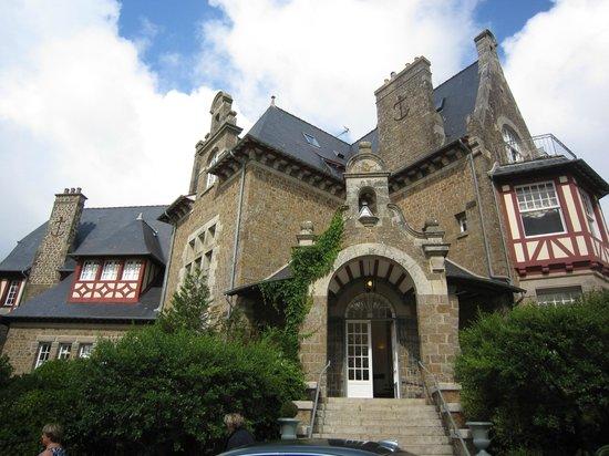 Saint-Meloir-des-Ondes, France: Superbe demeure