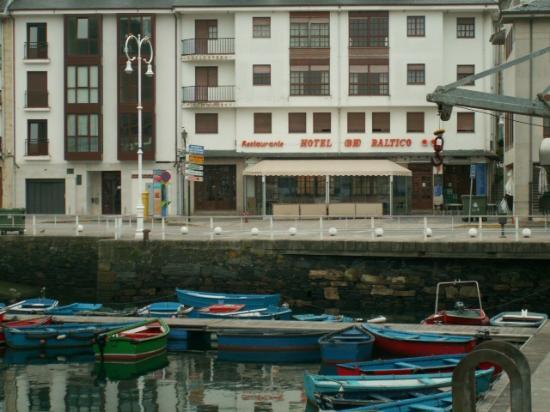 Foto del Hotel Baltico ** El de *** está justo a la derecha
