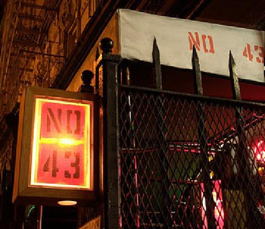 Photo of Bar Jimmy's No. 43 at 43 East 7th Street, New York, NY 10003, United States