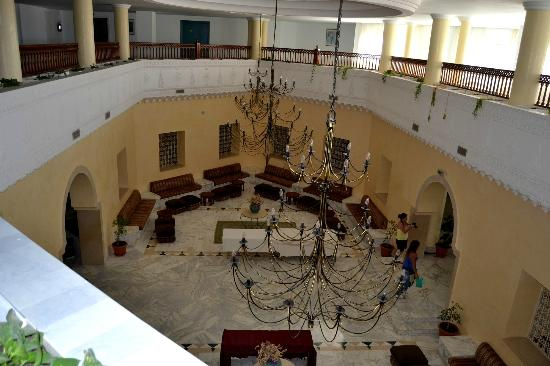 Palais des Iles Djerba Resort: hall