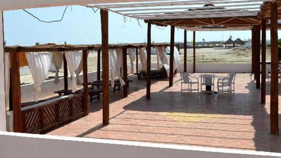 Palais des Iles Djerba Resort: plage