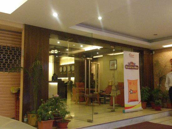Hotel KRC Palace : Reception or Lobby