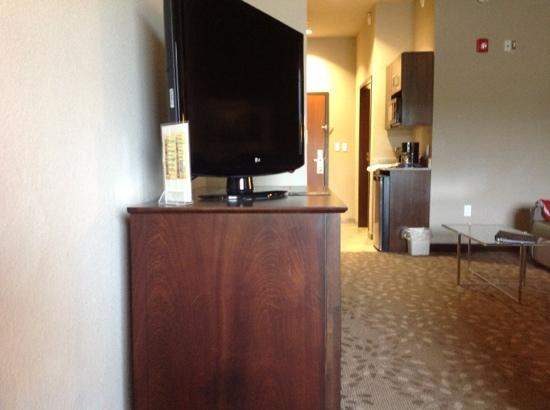 Holiday Inn Express Saint Robert-Fort Leonard Wood: great room