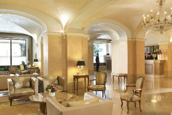 Bedford Hotel : HOTEL BEDFORD PARIS - HALL