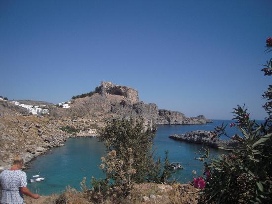 lindos - obrázek zařízení Agios Pavlos Beach (Saint Paul ...