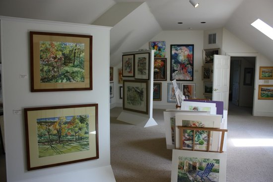 Gwendolyn Evans Gallery: New Gallery Space