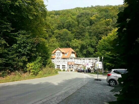Treseburg, Deutschland: hotel zur luppbode