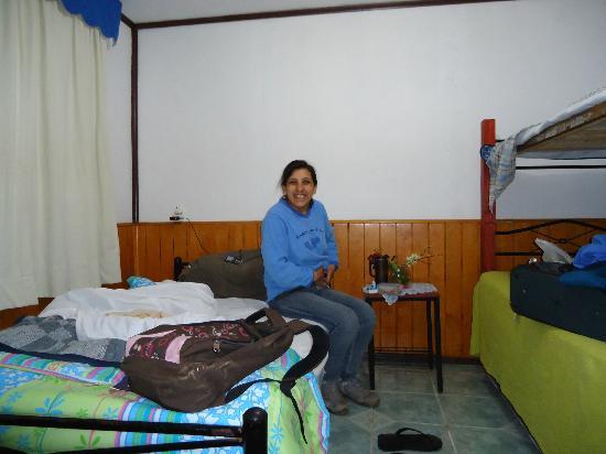 Cabanas Manatea: Habitacion