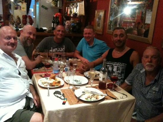 Deja Vu : The satisfied group !