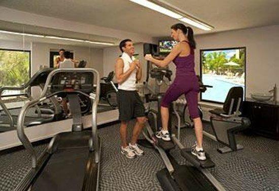 Jameson Inn: Fitness Center