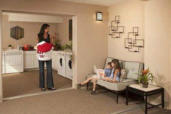 Jameson Inn: Laundry