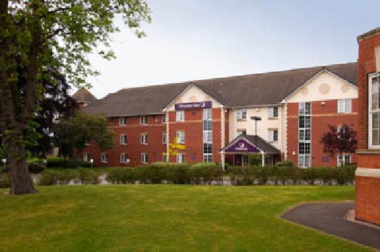 Premier Inn Leicester City Centre Hotel