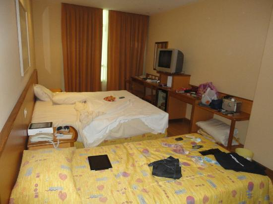 Windsor Asturias Hotel: Quarto