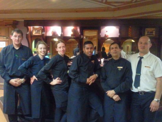 OD's Restaurant: OD's Team