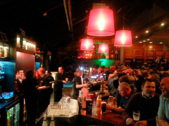 OD's Restaurant: BackStage Bar