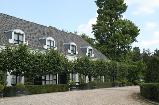 Kasteel Engelenburg -coachhouse