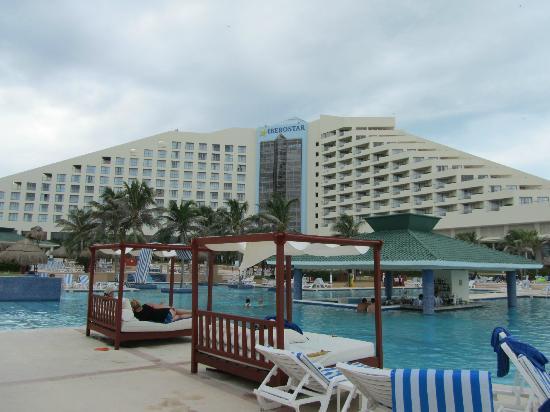 Iberostar Cancun View Of The Hotel