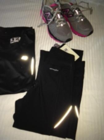 The Westin Washington Dulles Airport: Westin Work Out Apparel