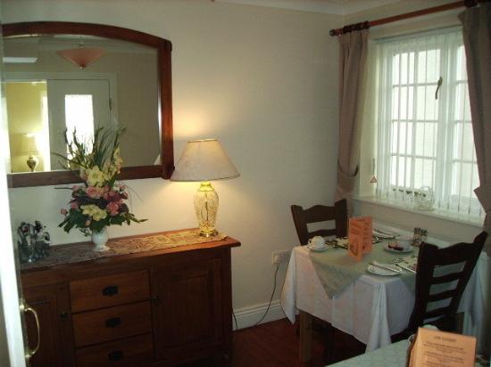 Hailwood House: Breakfast room