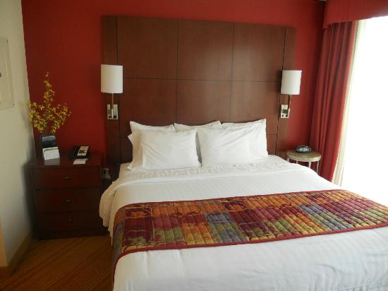 Residence Inn Arlington Courthouse: Bedroom