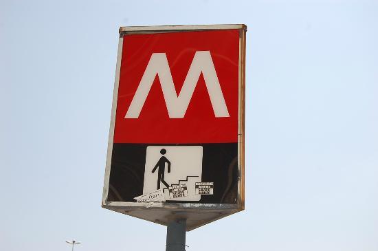 Al Ciak B&B : Metro Subaugusta