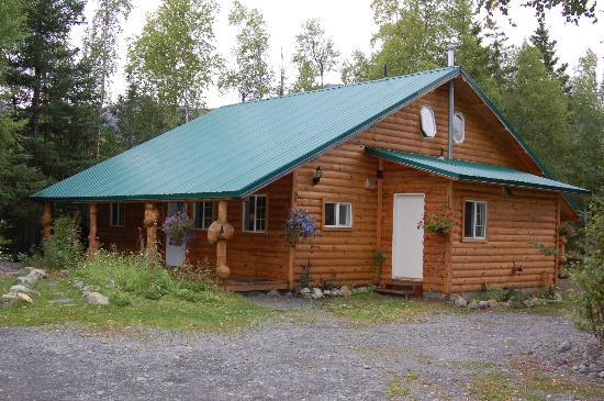 Hope's Hideaway, LLC: cabin