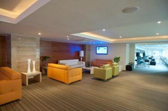 Central Park Hotel: Lounge Bar