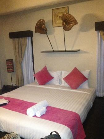 Punnpreeda Beach Resort: Room