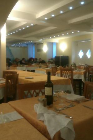 Hotel Terme Oriente: ristorante