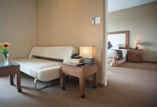 Central Park Hotel: Junior Suite con Sala Privada