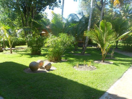 Karapitangui Praia Hotel: A primeira impressão é a que fica :-)