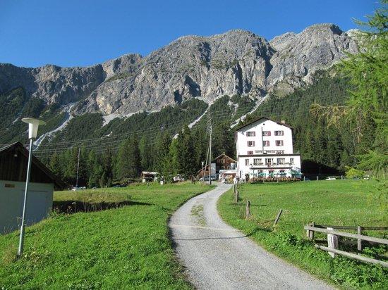Hotel Preda Kulm: Prachtig gelegen in de bergen
