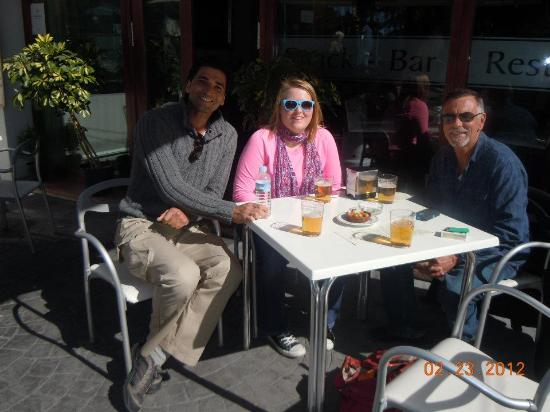 Alhambra Travel - Red Label Experience: Tapas with Pablo in Ronda!