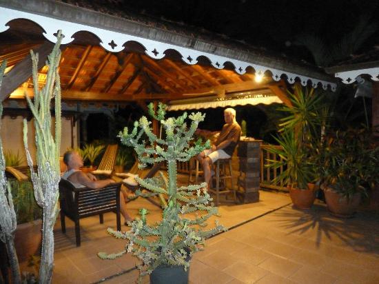 La Villa Sapotille: carbet