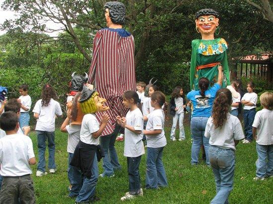 Museo de Cultura Popular: Mascarda en el Museo