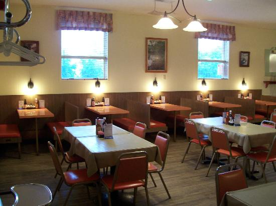 Jack's Steak House: Our dining room is always clean and ready for you!