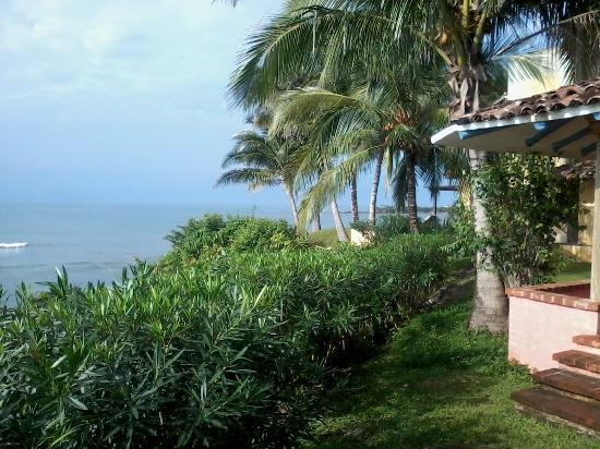 Hotel Villa Romana: Vista desde una de las habitaciones