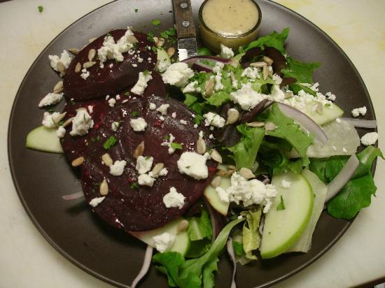 Swinginu0027 Door Exchange: Marinated U0026 Grilled Beet Salad