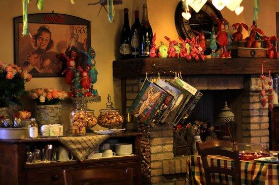 Favaro Veneto, Italia: Il calore del Natale