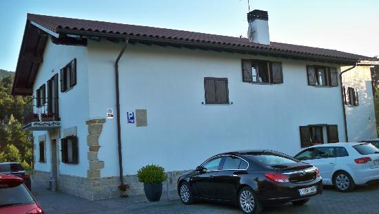 Hotel Aldori Landetxea: Caserío Aldori
