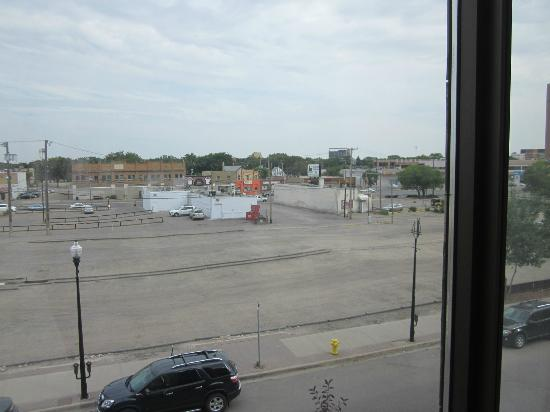 Holiday Inn Express & Suites Regina: View from room
