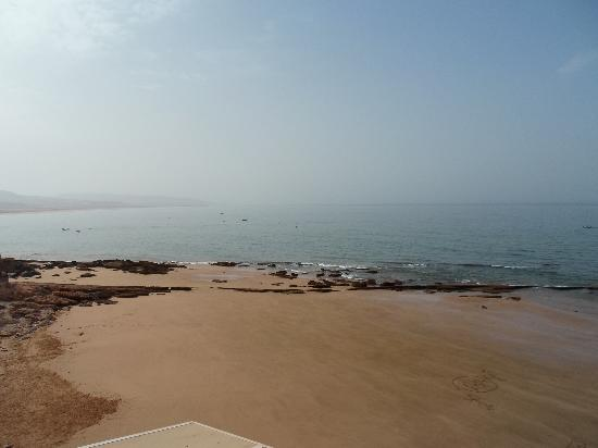 Taghazout Beach: Visit in Ramadan it's deserted