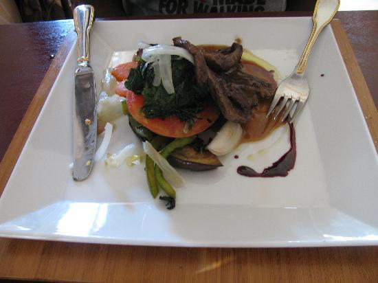 Paradisus Varadero Resort & Spa: Royal Service food