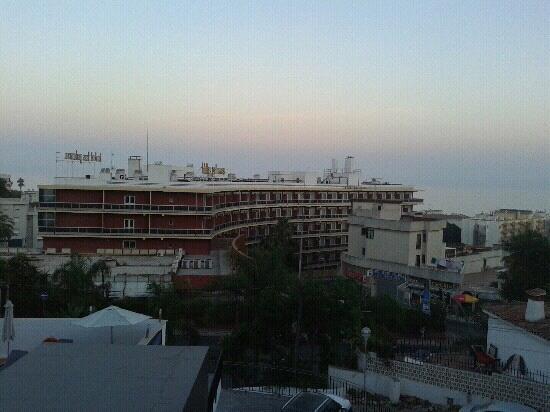 Hotel Natursun: vistas balcon primer piso
