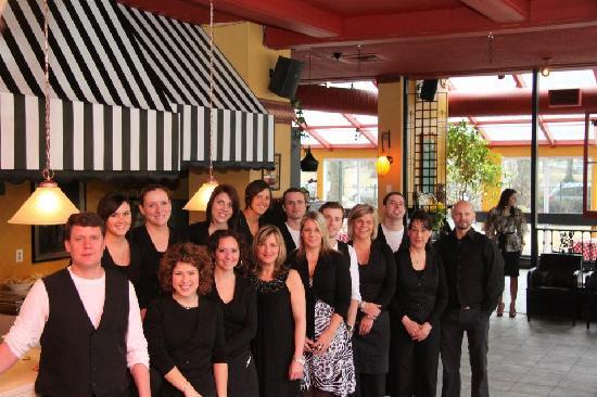 Le Bistro By Liz: Le Bistro's Staff