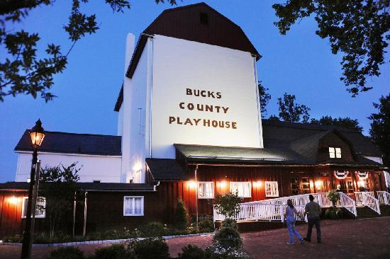 Bucks County, بنسيلفانيا: Bucks County Playhouse (Mandee Kuenzle) 