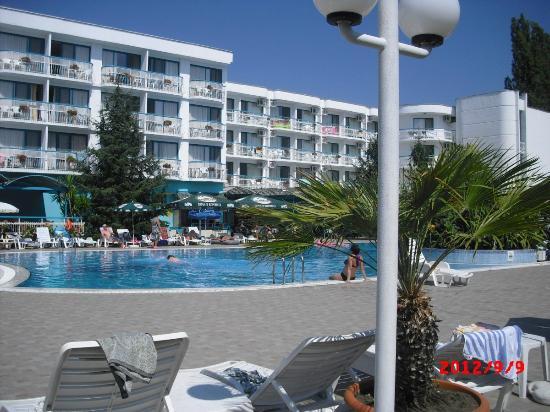 Hotel Zefir Beach Nessebar Bulgaria