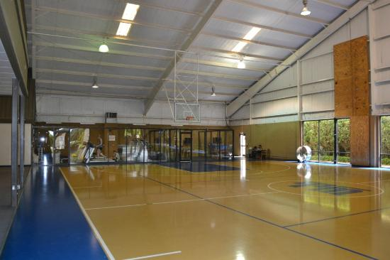 T Bar M Camps & Retreats: Sports Center